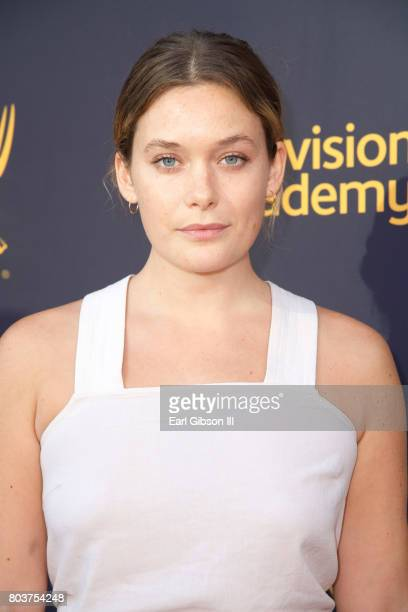 Actress Rachel Keller attends the Television Academy Hosts Words Music at Wolf Theatre on June 29 2017 in North Hollywood California