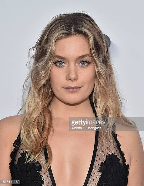Actress Rachel Keller attends the Vanity and FX Annual Primetime Emmy Nominations Party at Craft Restaurant on September 17 2016 in Beverly Hills...