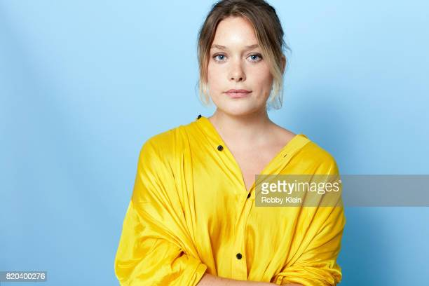 Actress Rachel Keller of FX's 'Legion' poses for a portrait during ComicCon 2017 at Hard Rock Hotel San Diego on July 20 2017 in San Diego California