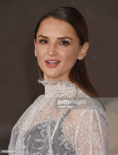 Actress Rachel Leigh Cook arrives at the Premiere Of Columbia Pictures' 'Passengers' at Regency Village Theatre on December 14 2016 in Westwood...