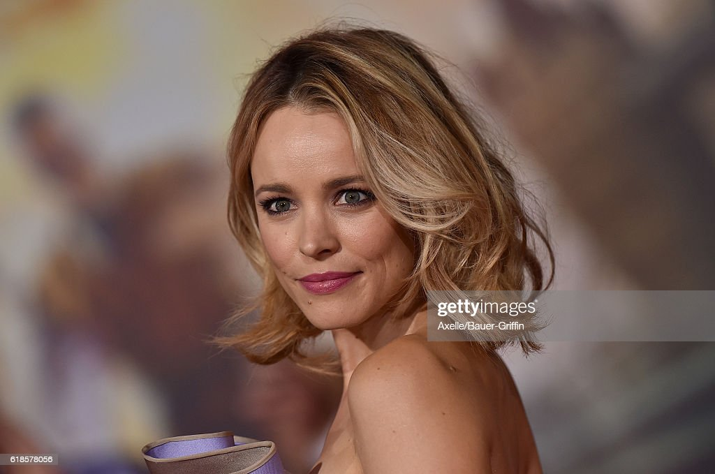 Actress Rachel McAdams arrives at the Los Angeles Premiere of 'Doctor Strange' on October 20, 2016 in Hollywood, California.