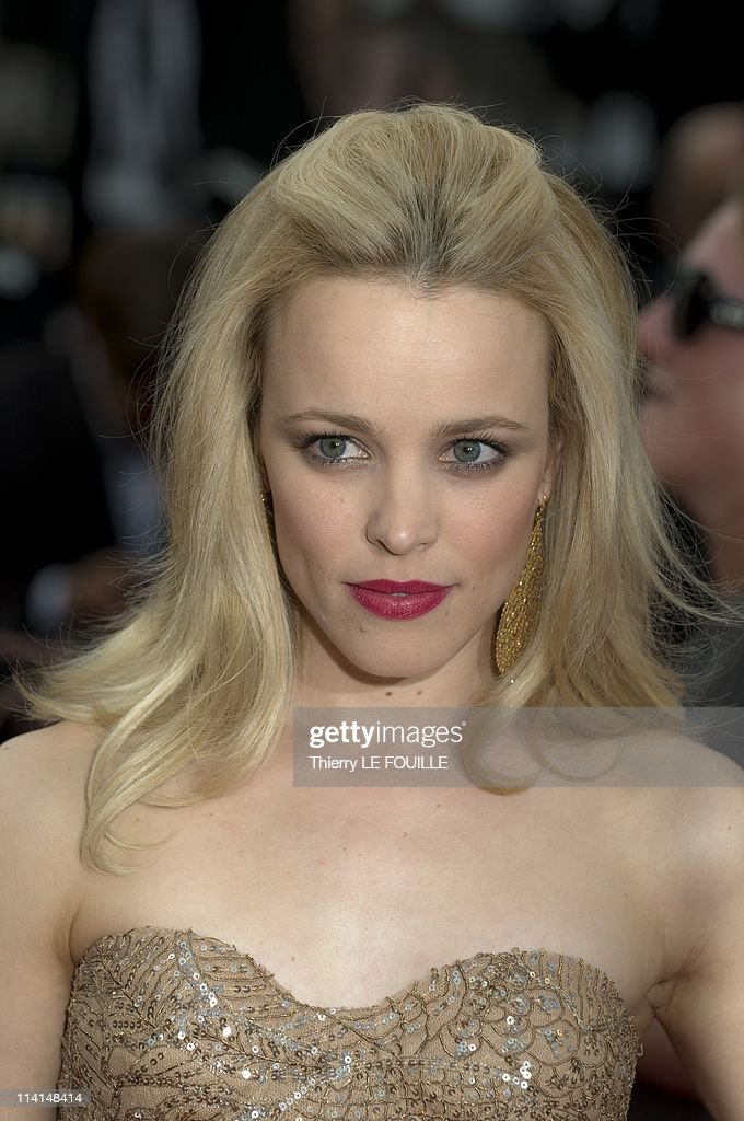 Actress <a gi-track='captionPersonalityLinkClicked' href=/galleries/search?phrase=Rachel+McAdams&family=editorial&specificpeople=212942 ng-click='$event.stopPropagation()'>Rachel McAdams</a> arrives at the 'Sleeping Beauty' premiere during the 64th Annual Cannes Film Festival at the Palais des Festivals on May 12, 2011 in Cannes, France.