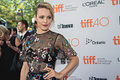 Actress Rachel McAdams attends 'Spotlight' premiere during 2015 Toronto International Film Festival at Princess of Wales Theatre on September 14 2015...