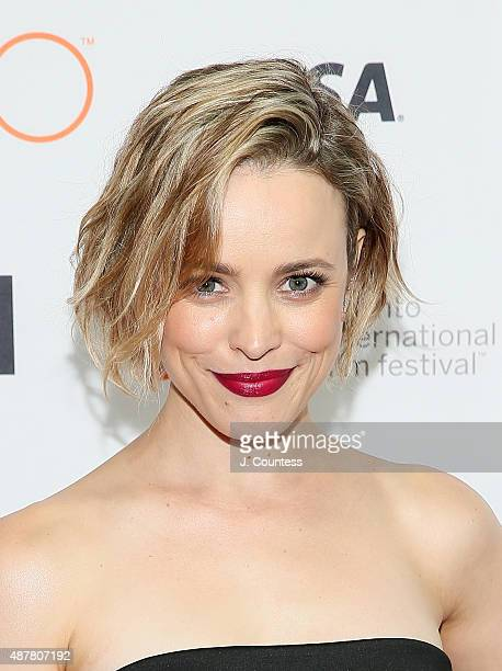Actress Rachel McAdams attends the 2015 Toronto International Film Festival 'Every Thing Will Be Fine' Photo Call at TIFF Bell Lightbox on September...
