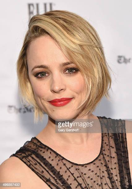 Actress Rachel McAdams attends the 25th Annual Gotham Independent Film Awards at Cipriani Wall Street on November 30 2015 in New York City