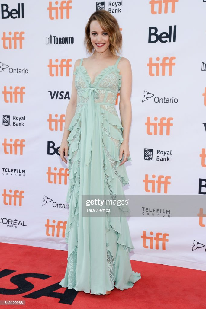 Actress Rachel McAdams attends the 'Disobedience' premiere during the 2017 Toronto International Film Festival at Princess of Wales Theatre on September 10, 2017 in Toronto, Canada.