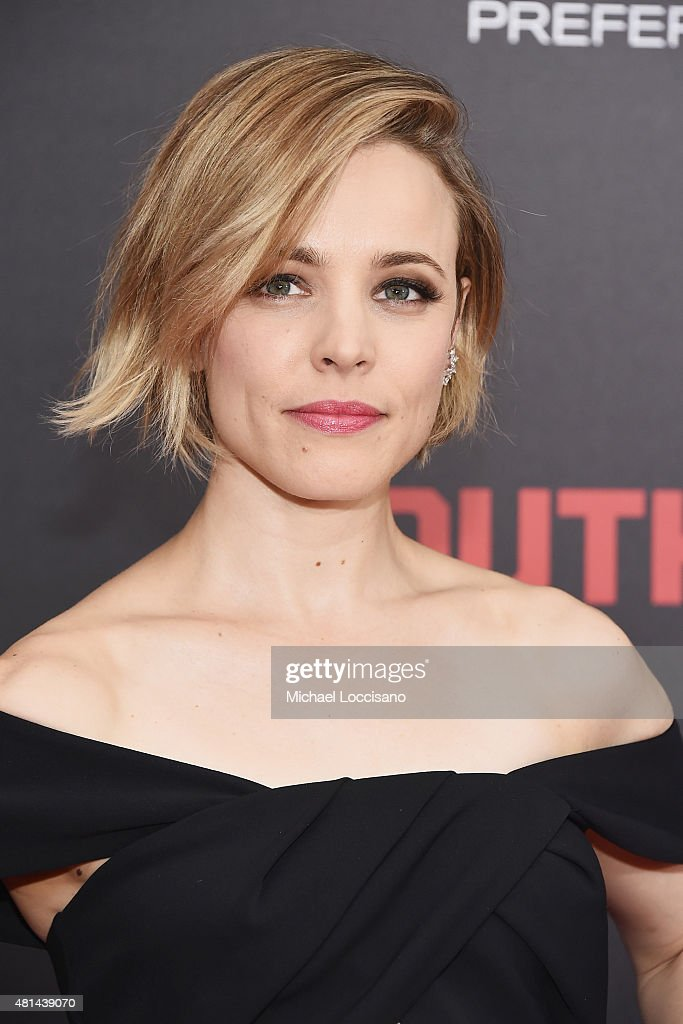 Actress Rachel McAdams attends the New York premiere of 'Southpaw' for THE WRAP at AMC Loews Lincoln Square on July 20 2015 in New York City