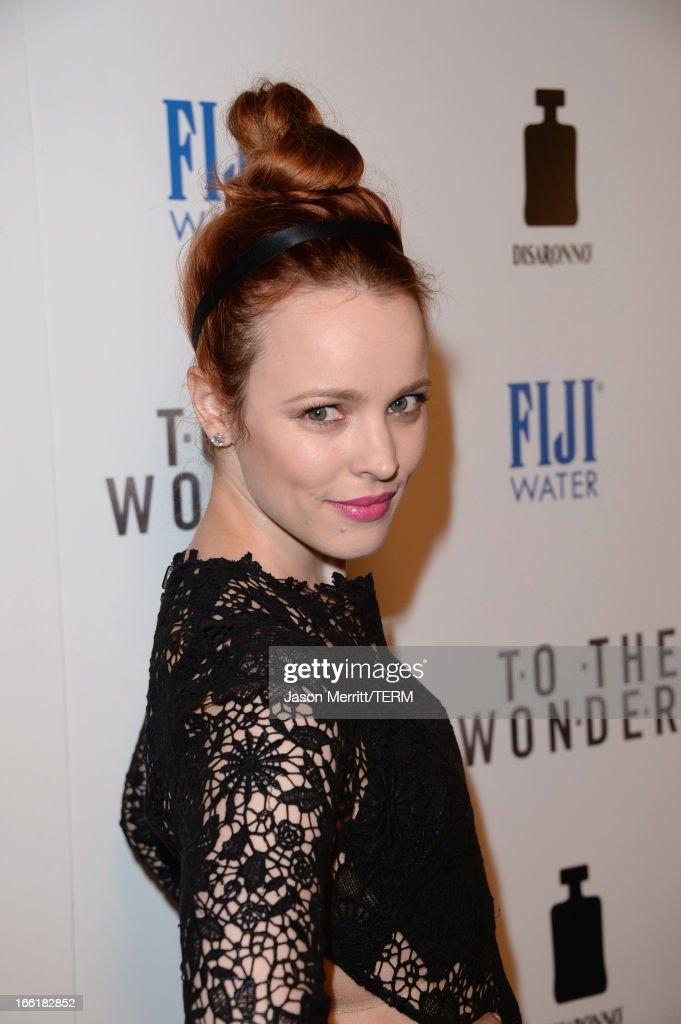 Actress <a gi-track='captionPersonalityLinkClicked' href=/galleries/search?phrase=Rachel+McAdams&family=editorial&specificpeople=212942 ng-click='$event.stopPropagation()'>Rachel McAdams</a> attends the premiere of Magnolia Pictures' 'To The Wonder' at Pacific Design Center on April 9, 2013 in West Hollywood, California.