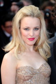 Actress Rachel McAdams attends the 'Sleeping Beauty' Premiere during the 64th Annual Cannes Film Festival at the Palais des Festivals on May 12 2011...