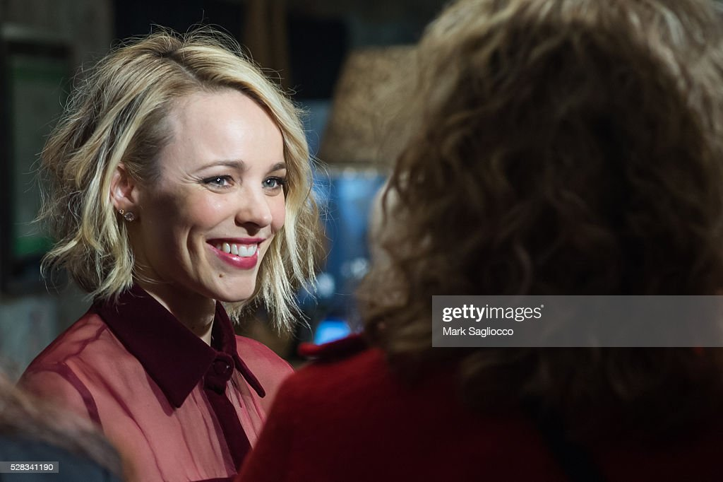 Actress <a gi-track='captionPersonalityLinkClicked' href=/galleries/search?phrase=Rachel+McAdams&family=editorial&specificpeople=212942 ng-click='$event.stopPropagation()'>Rachel McAdams</a> attends the 'Sonic Sea' New York screening at the Crosby Hotel on May 4, 2016 in New York City.