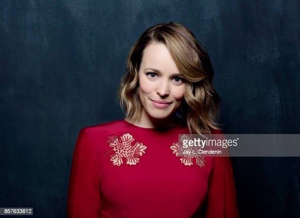 Actress Rachel McAdams from the film 'Disobedience' poses for a portrait at the 2017 Toronto International Film Festival for Los Angeles Times on...