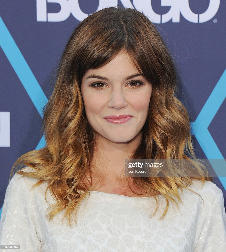 Actress Rachel Melvin arrives at the 16th Annual Young Hollywood Awards at The Wiltern on July 27, 2014 in Los Angeles, California.