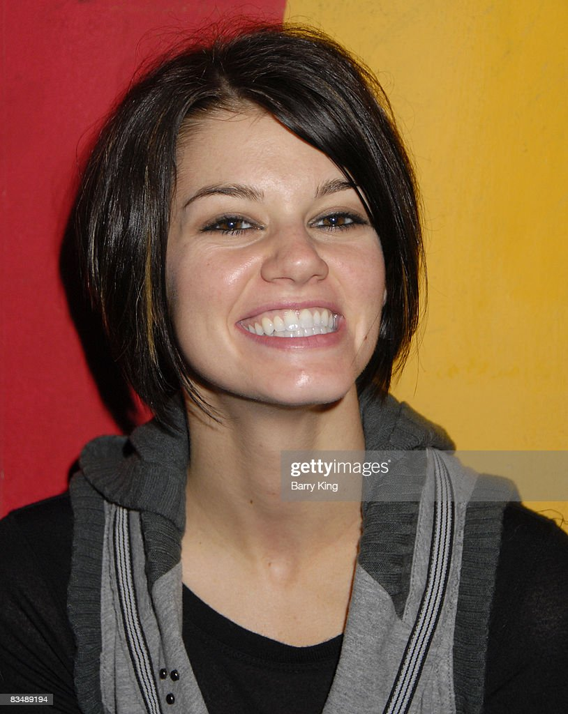 **EXCLUSIVE**Actress Rachel Melvin attends Knott's Scary Farm's 36th Annual Halloween Haunt on October 29, 2008 in Buena Park, California.