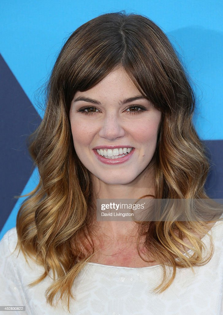 Actress Rachel Melvin attends the 16th Annual Young Hollywood Awards at The Wiltern on July 27, 2014 in Los Angeles, California.