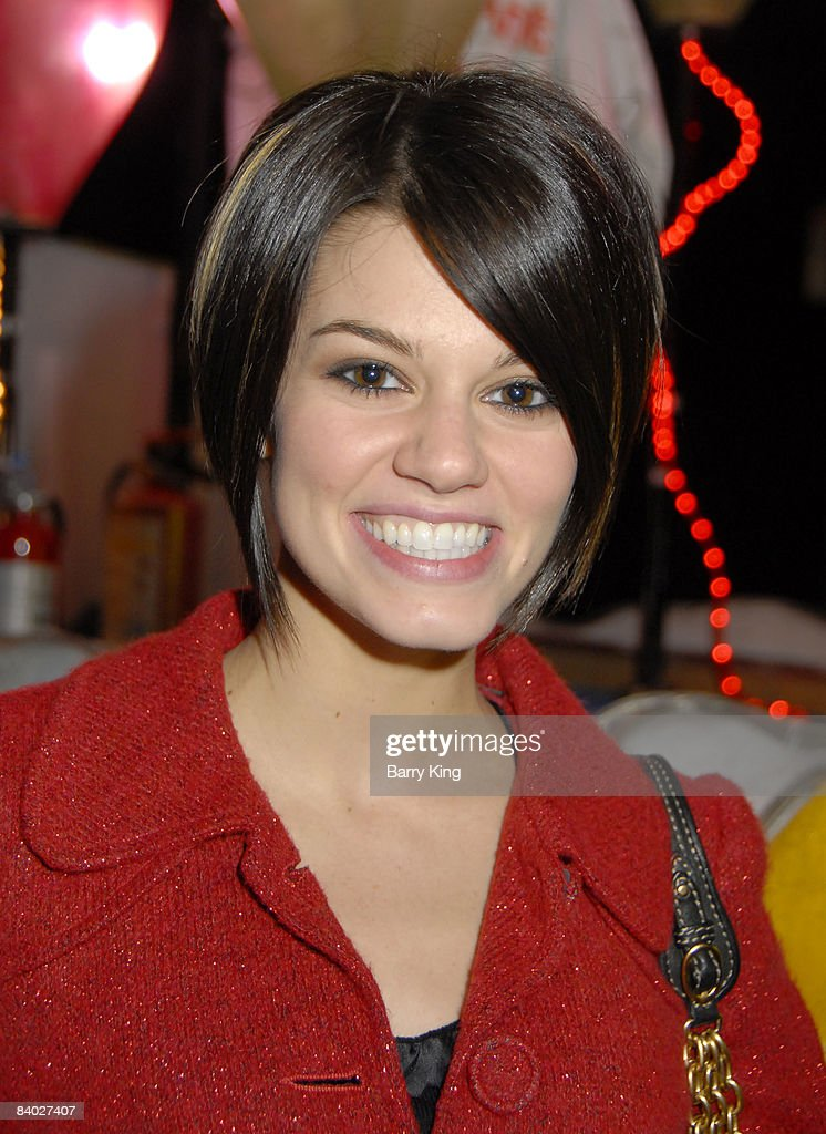 Actress Rachel Melvin attends the 'Live Positively Holiday Parade' held at Staples Center and LA Live on December 13, 2008 in Los Angeles, California.