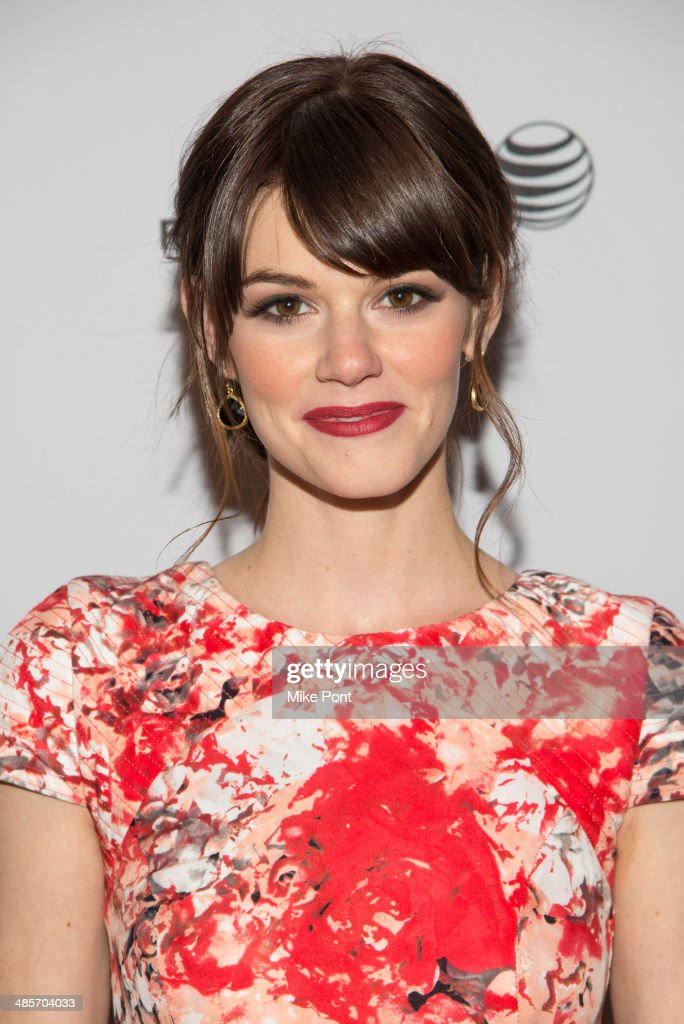 Actress Rachel Melvin attends the premiere of 'Zombeavers' during the 2014 Tribeca Film Festival at Chelsea Bow Tie Cinemas on April 19, 2014 in New York City.