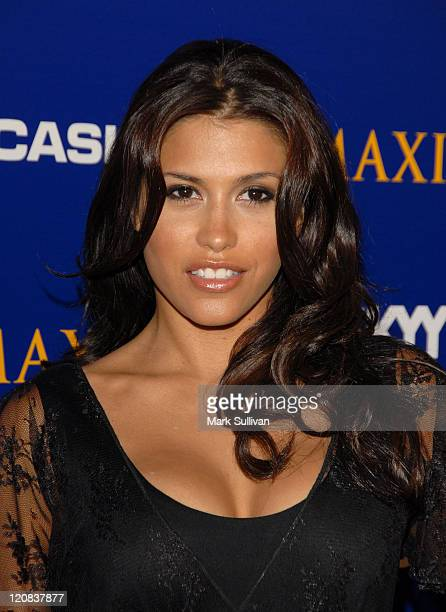 Actress Rachel Sterling arrives at The Maxim Style Awards held in Hollywood California on September 18 2007