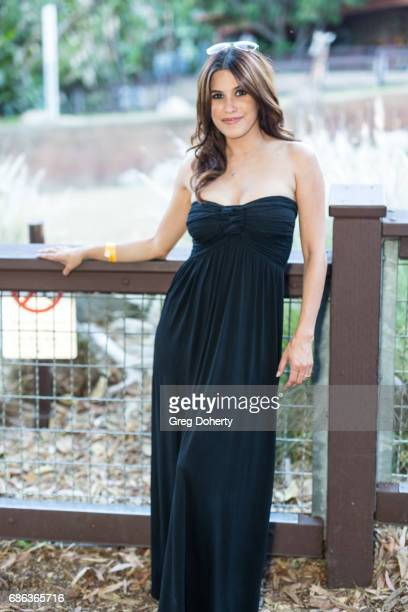Actress Rachel Sterling attends the 50th Anniversary Beastly Ball at the Los Angeles Zoo on May 20 2017 in Los Angeles California
