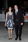 Actress Rachel Weisz and director Darren Aronofsky arrive at the 'Black Swan' Premiere held at Roy Thomson Hall during the 35th Toronto International...