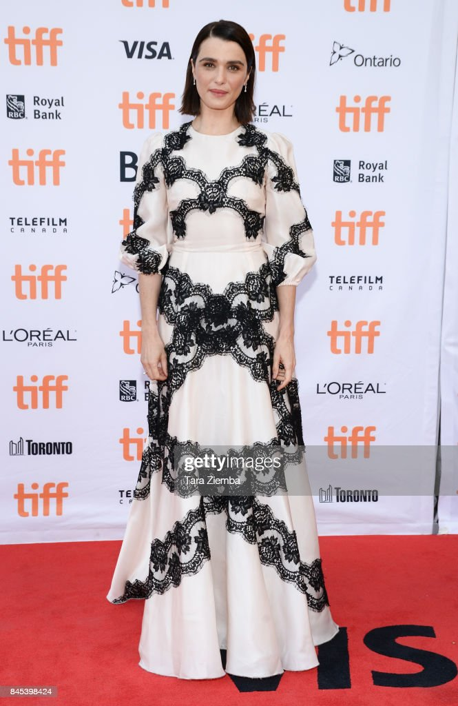 Actress Rachel Weisz attends the 'Disobedience' premiere during the 2017 Toronto International Film Festival at Princess of Wales Theatre on September 10, 2017 in Toronto, Canada.