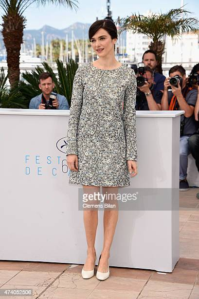 Actress Rachel Weisz attends the 'Youth' Photocall during the 68th annual Cannes Film Festival on May 20 2015 in Cannes France