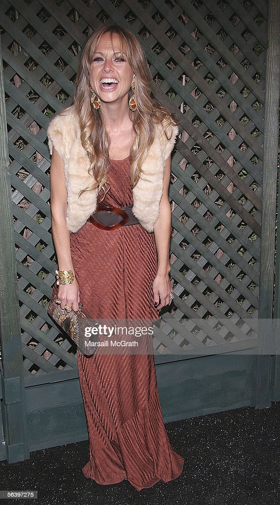 Actress Rachel Zoe attends Paul Smith's Los Angeles store opening on December 8, 2005 in Hollywood, California.