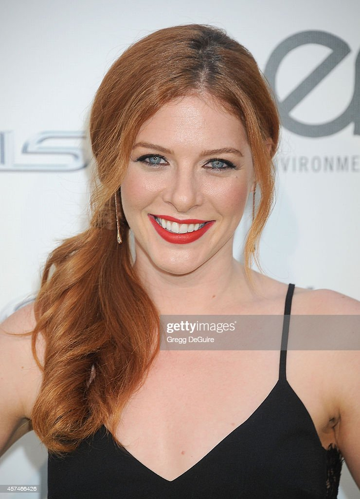 Actress <a gi-track='captionPersonalityLinkClicked' href=/galleries/search?phrase=Rachelle+Lefevre&family=editorial&specificpeople=2538883 ng-click='$event.stopPropagation()'>Rachelle Lefevre</a> arrives at the 2014 Environmental Media Awards at Warner Bros. Studios on October 18, 2014 in Burbank, California.