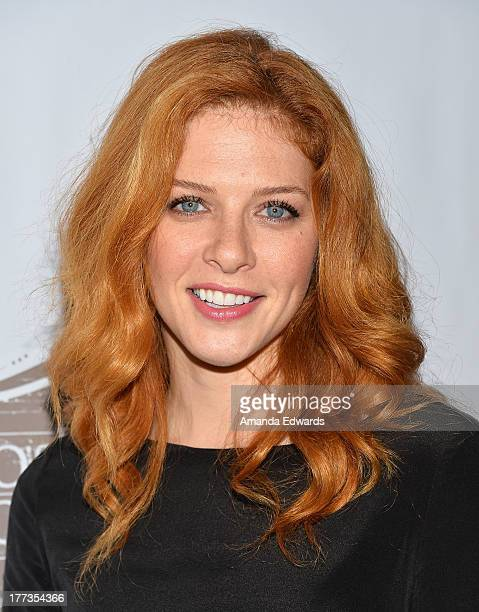 Actress Rachelle Lefevre arrives at the opening night of the 2013 Los Angeles Food Wine Festival 'Festa Italiana With Giada De Laurentiis' on August...