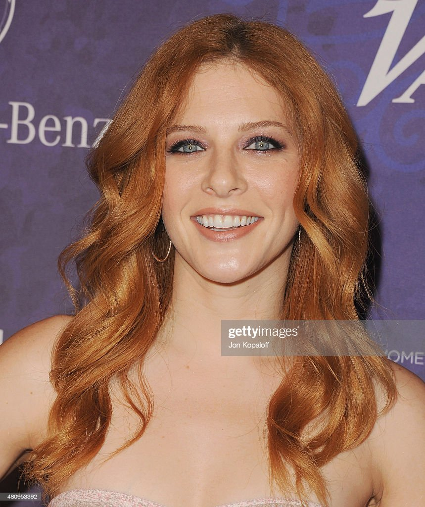 Actress <a gi-track='captionPersonalityLinkClicked' href=/galleries/search?phrase=Rachelle+Lefevre&family=editorial&specificpeople=2538883 ng-click='$event.stopPropagation()'>Rachelle Lefevre</a> arrives at Variety And Women In Film Annual Pre-Emmy Celebration at Gracias Madre on August 23, 2014 in West Hollywood, California.