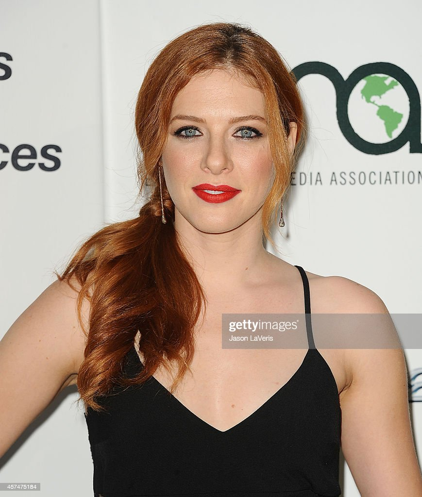 Actress <a gi-track='captionPersonalityLinkClicked' href=/galleries/search?phrase=Rachelle+Lefevre&family=editorial&specificpeople=2538883 ng-click='$event.stopPropagation()'>Rachelle Lefevre</a> attends the 2014 Environmental Media Awards at Warner Bros. Studios on October 18, 2014 in Burbank, California.