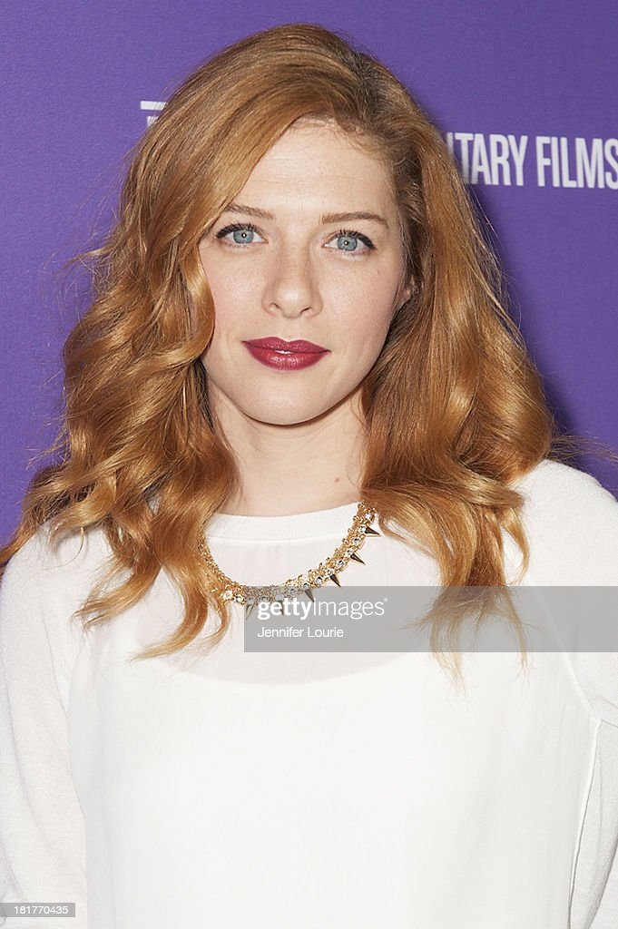 Actress <a gi-track='captionPersonalityLinkClicked' href=/galleries/search?phrase=Rachelle+Lefevre&family=editorial&specificpeople=2538883 ng-click='$event.stopPropagation()'>Rachelle Lefevre</a> attends the Los Angeles premiere screening of 'Valentine Road' at The Museum of Tolerance on September 24, 2013 in Los Angeles, California.