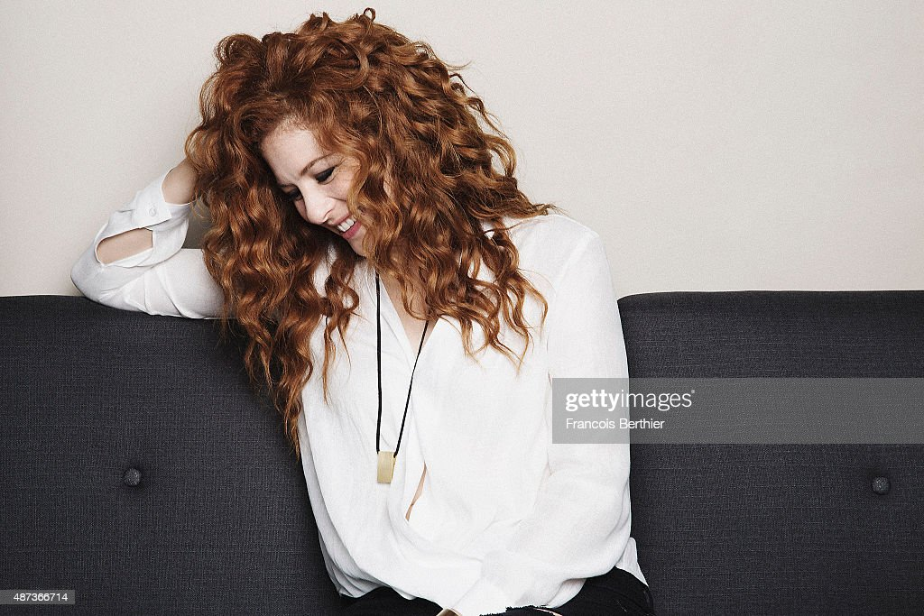 Rachelle Lefevre, Self assignment, September 8, 2015