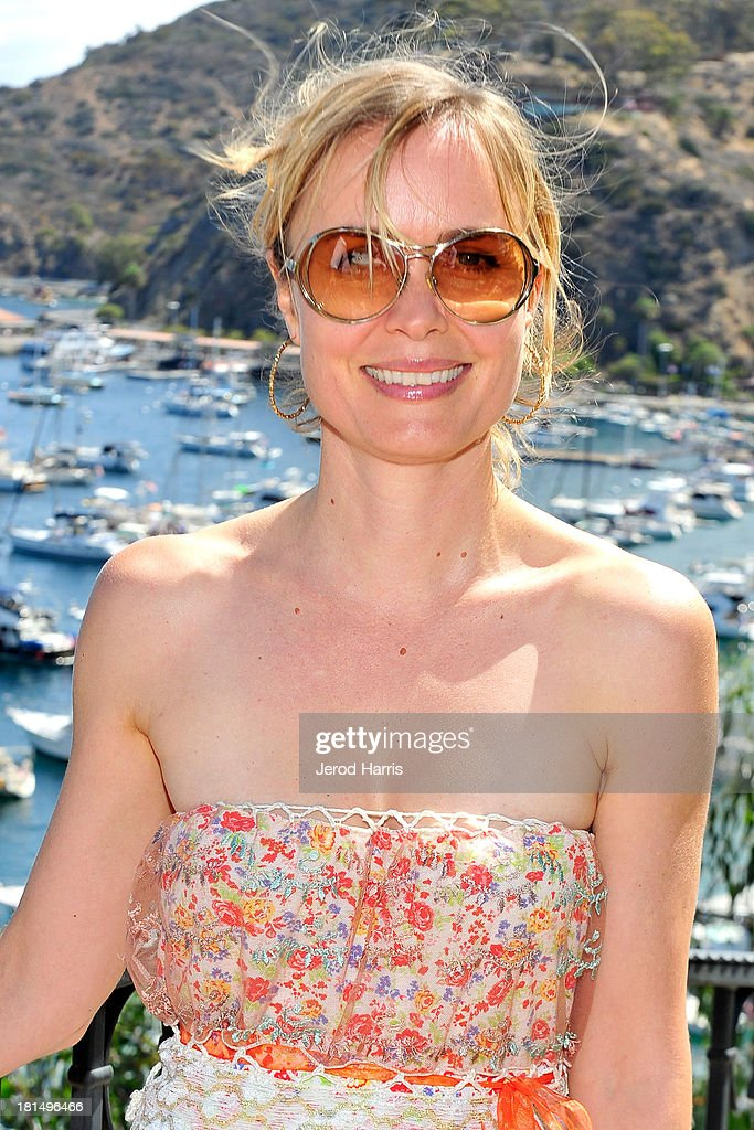 Actress <a gi-track='captionPersonalityLinkClicked' href=/galleries/search?phrase=Radha+Mitchell&family=editorial&specificpeople=204168 ng-click='$event.stopPropagation()'>Radha Mitchell</a> attends the 2013 Catalina Film Festival on September 21, 2013 in Catalina Island, California.