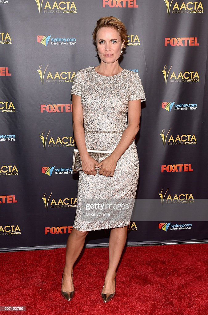5th AACTA International Awards - Arrivals