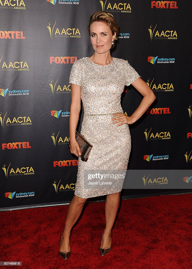 AACTA International Awards - Arrivals