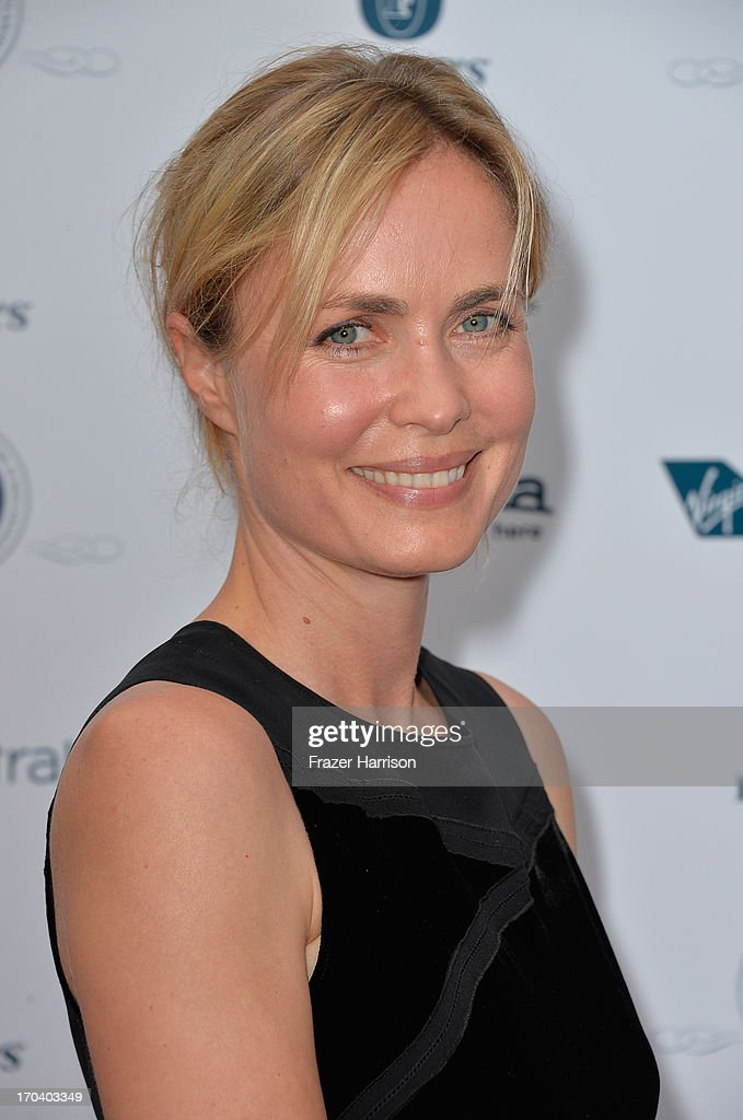 Actress Radha Mitchell attends the Australians In Film and Heath Ledger Scholarship Host 5th Anniversary Benefit Dinner on June 12, 2013 in Los Angeles, California.