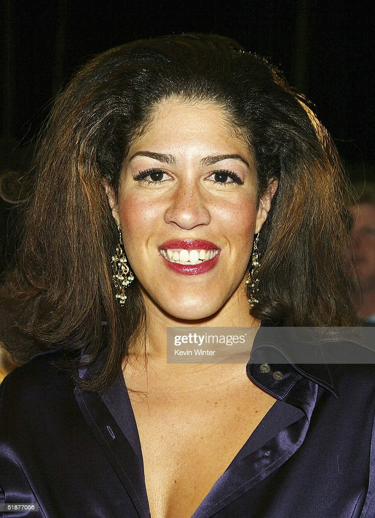Actress Rain Pryor arrives at the 9th Annual Multicultural Prism Awards at the Henry Fonda 'Music Box' Theatre on December 17, 2004 in Los Angeles, California.