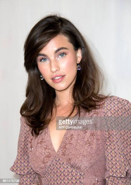 Actress Rainey Qualley attends the Hammer Museum Gala in the Garden honoring Ava Duvernay and Hilton Als sponsored by Bottega Veneta on October 14 in...