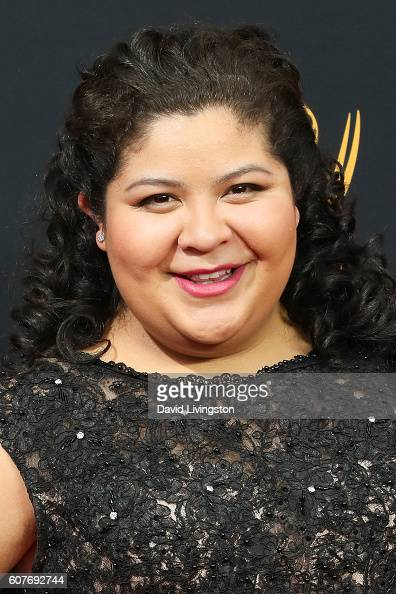 Actress Raini Rodriguez arrives at the 68th Annual Primetime Emmy Awards at the Microsoft Theater on September 18 2016 in Los Angeles California