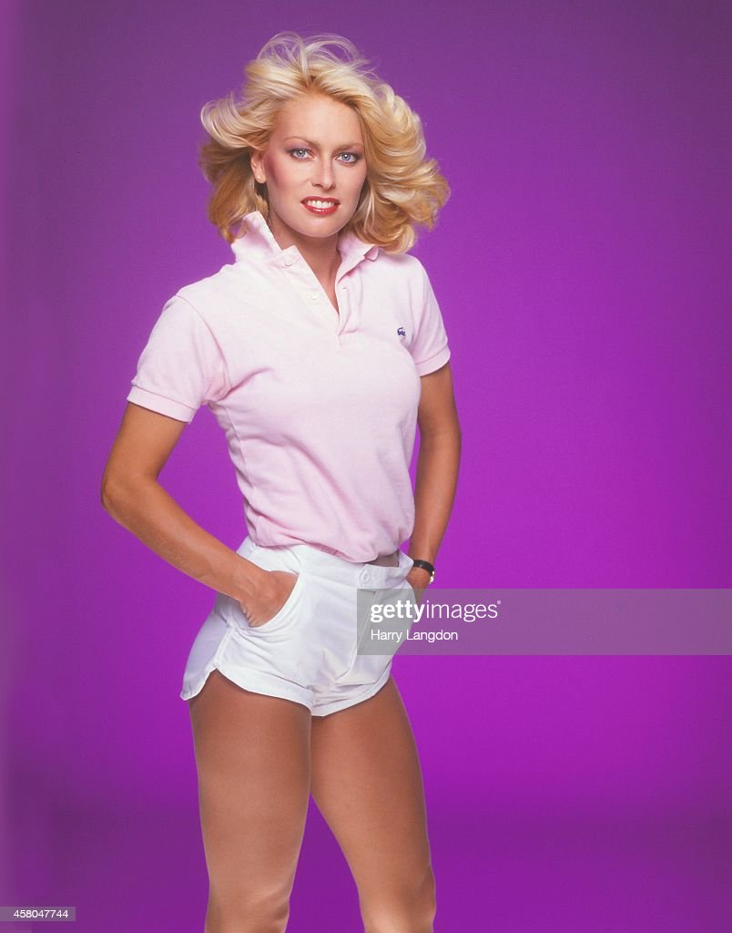 Actress Randi Oakes poses for a portrait in 1981 in Los Angeles, California.
