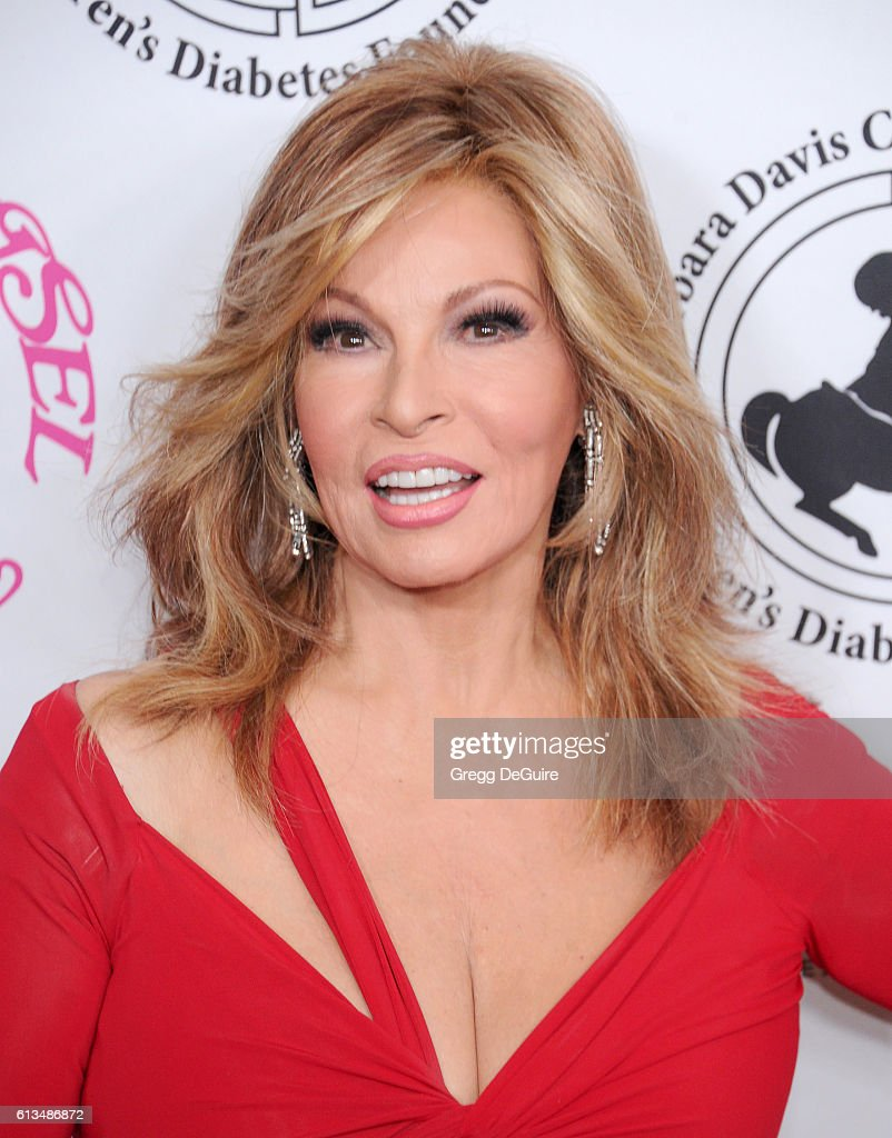 Actress Raquel Welch arrives at the 2016 Carousel Of Hope Ball at The Beverly Hilton Hotel on October 8, 2016 in Beverly Hills, California.