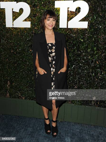 Actress Rashida Jones arrives at TakeTwo's Annual E3 Kickoff Party at Cecconi's Restaurant on June 13 2016 in Los Angeles California