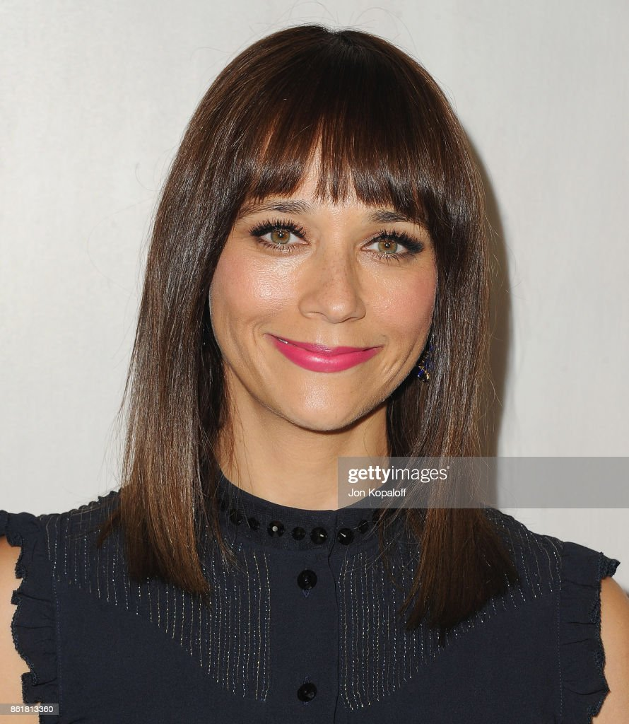 Actress Rashida Jones arrives at the Hammer Museum Gala In The Garden at Hammer Museum on October 14, 2017 in Westwood, California.