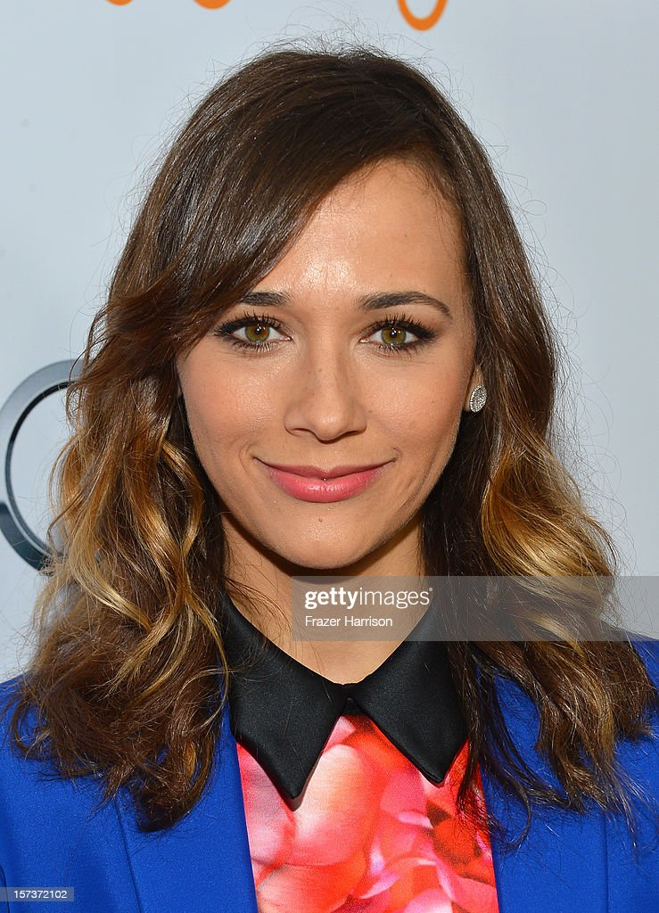 Actress Rashida Jones arrives at 'Trevor Live' honoring Katy Perry and Audi of America for The Trevor Project held at The Hollywood Palladium on December 2, 2012 in Los Angeles, California.