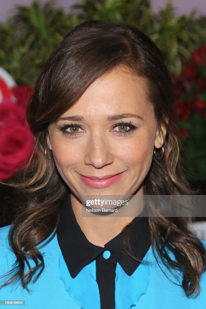 Actress Rashida Jones attends Prabal Gurung for Target launch event on February 6, 2013 in New York City.