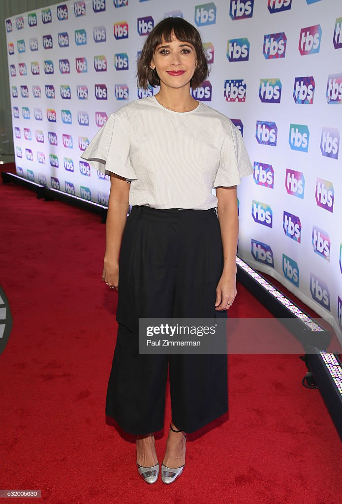 Actress Rashida Jones attends TBS Night Out at The New Museum on May 17 2016 in New York City