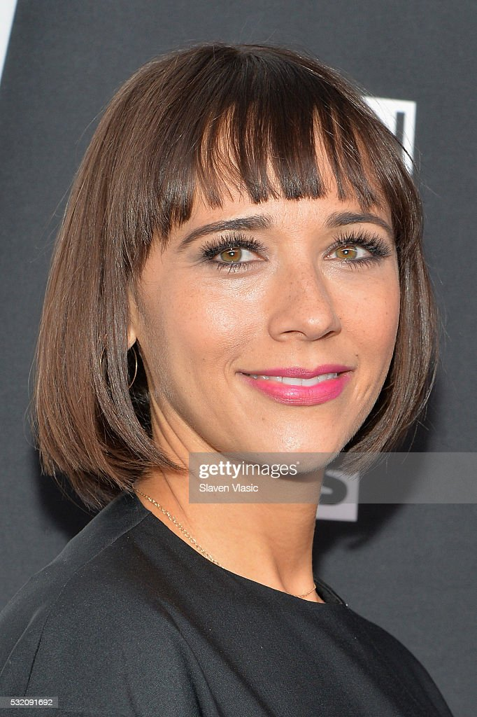 Actress Rashida Jones attends the Turner Upfront 2016 at Nick Stef's Steakhouse on May 18 2016 in New York City