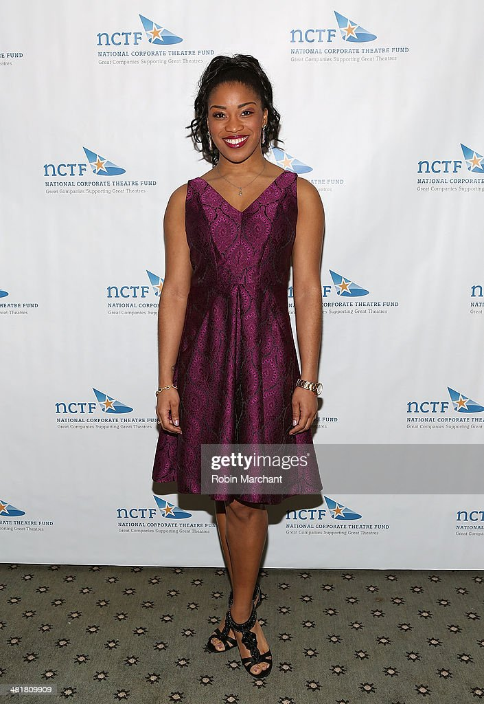 Actress Rashidra Scott attends the 2014 National Corporate Theatre Fund Chairman's Awards Gala at The Pierre Hotel on March 31, 2014 in New York City.