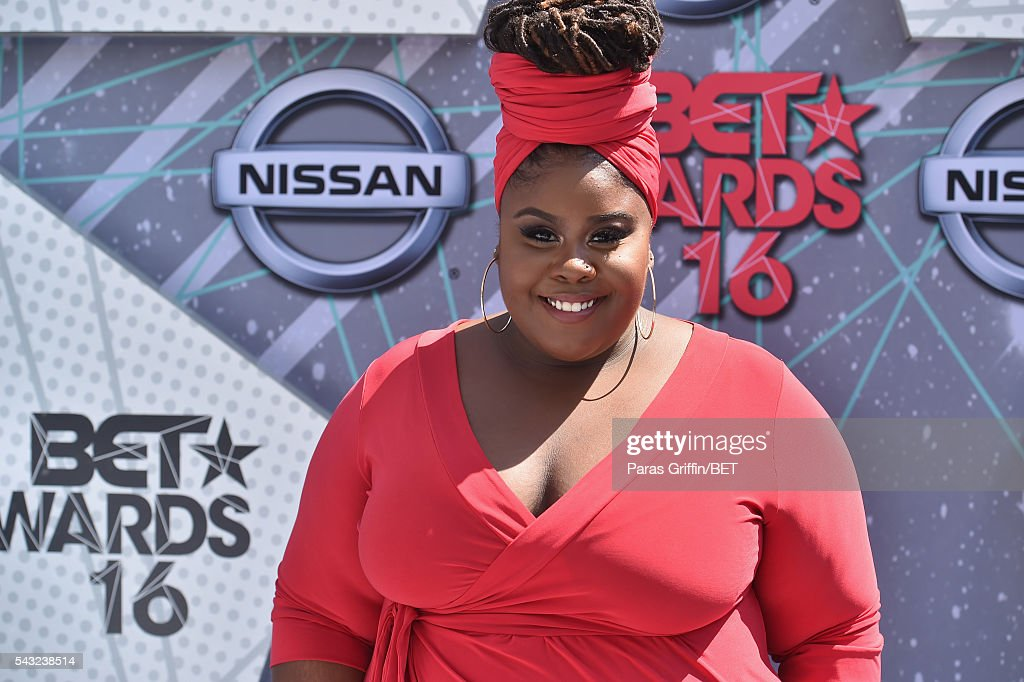 Actress Raven Goodwin attends the 2016 BET Awards at the Microsoft Theater on June 26, 2016 in Los Angeles, California.