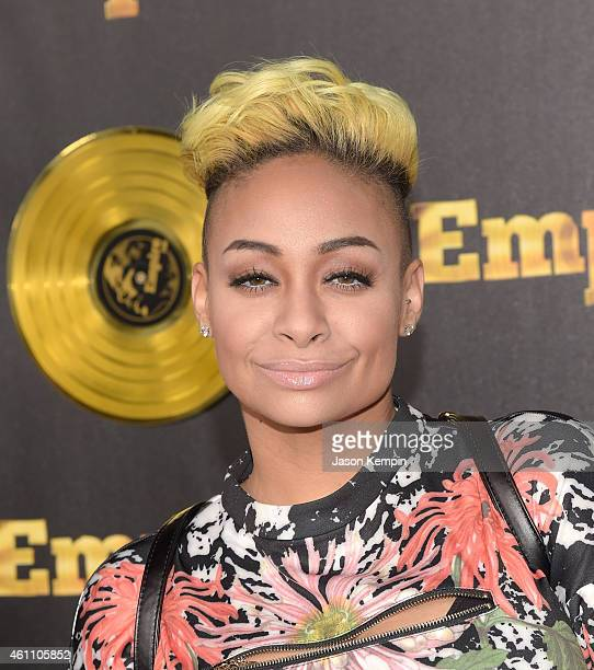 Actress Raven Simone attends the premiere of Fox's 'Empire at ArcLight Cinemas Cinerama Dome on January 6 2015 in Hollywood California